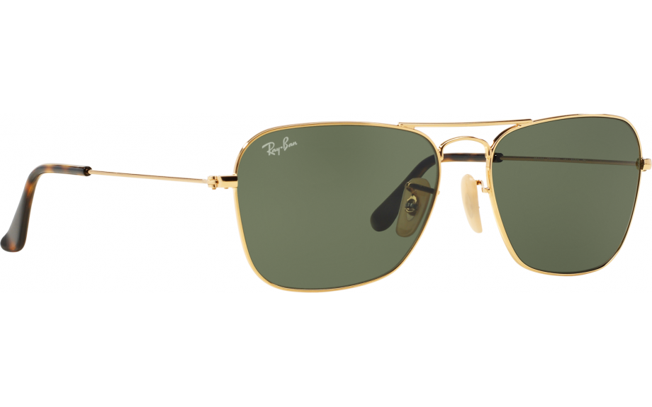 4df288f0af Gafas de sol Ray-Ban Caravan RB3136 181 55 - envío gratis   Estación de  sombra
