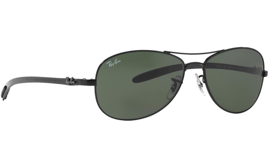 ... good ray ban fibra de carbono tech rb8301 002 56 gafas de sol envío  gratis estación b3d2923a49