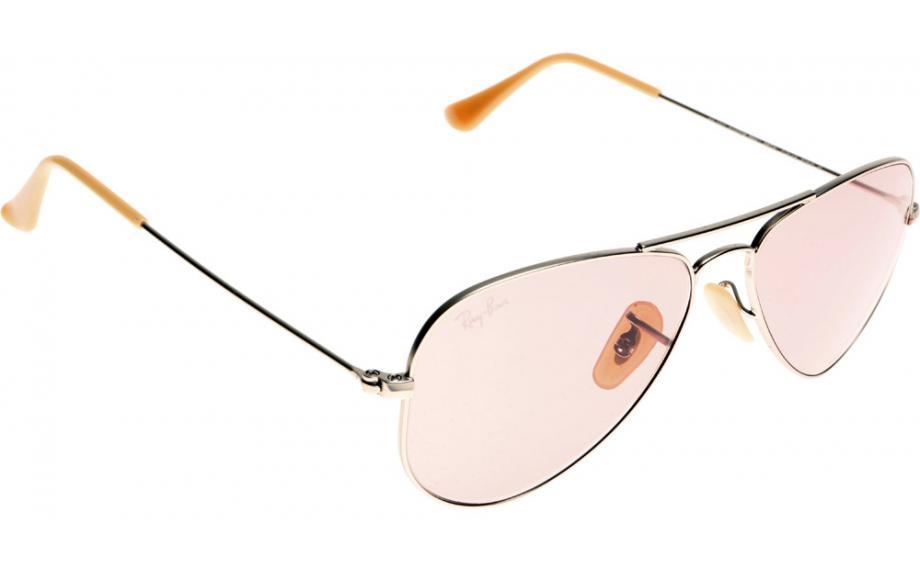 65139a93cb920 Ray-Ban Aviator pequeño RB3044 019   4B 52 gafas de sol - envío gratis