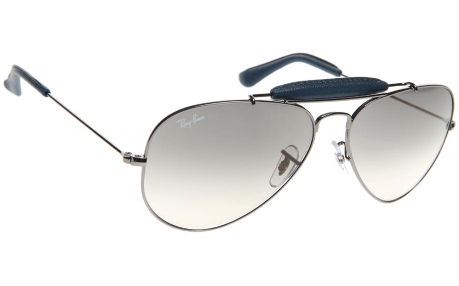 18cf97da65 ... closeout prescription ray ban aviator craft rb3422q sunglasses c3a4f  b1f51
