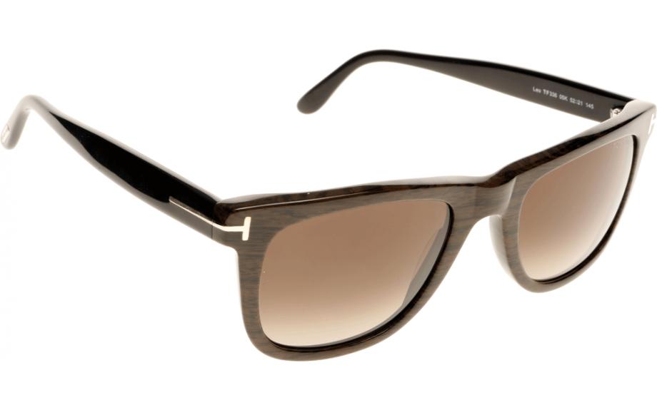 Tom Ford Leo FT0336 05K 52 Gafas de Sol - Envío Gratis  9fd74c3ede0f