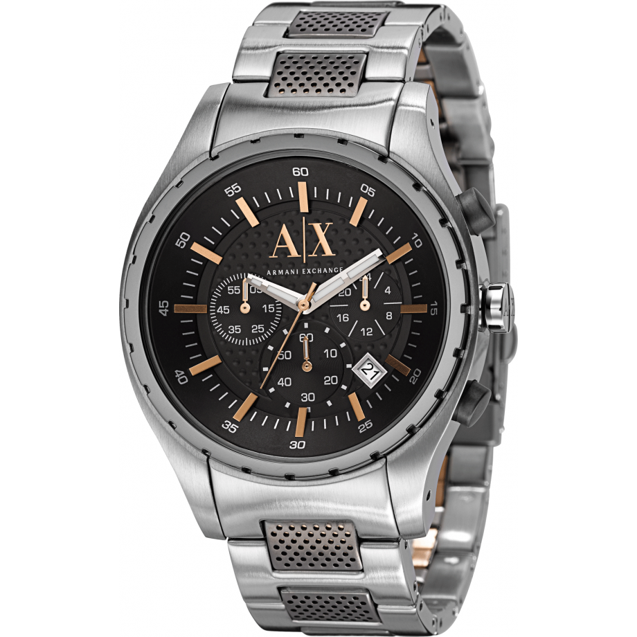 2144a6e9dfe1 AX1093 Armani Exchange Watch - Envío Gratis
